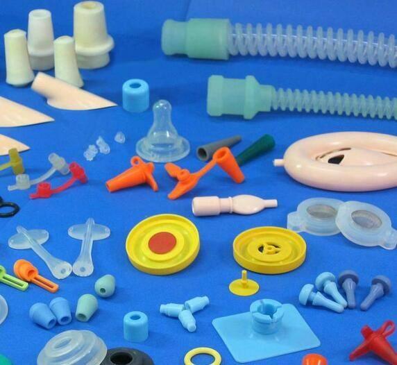 硅胶杂件解决方案